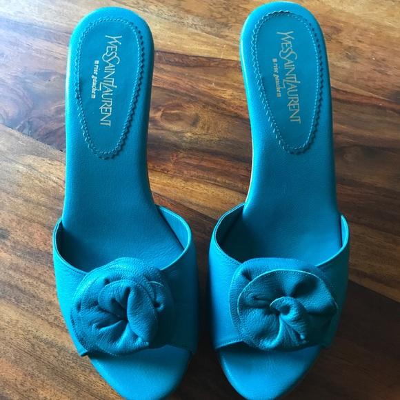 Saint Laurent Shoes - Designer shoes